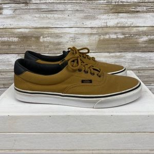 Vans Military Canvas Era 59 Low Top Bistre